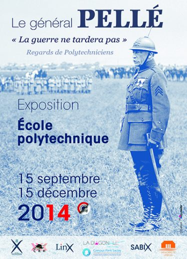 exposition-ecole-polytechnique-general-pelle